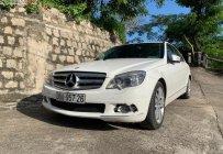 Bán ô tô Mercedes C200 Avantgarde đời 2010, màu trắng số tự động giá 485 triệu tại Khánh Hòa