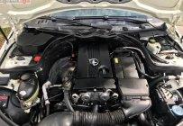 Bán Mercedes C200 Avantgarde đời 2008, màu trắng giá 425 triệu tại Tp.HCM