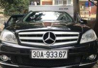 Bán xe Mercedes C230 đời 2009, màu đen giá 460 triệu tại Hà Nội