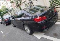 Cần bán gấp BMW 5 Series 523i 2010, màu đen, đăng ký tháng 11 năm 2010 giá 850 triệu tại Hà Nội