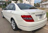 Cần bán xe Mercedes C200 Avantgarde sản xuất 2008, màu trắng như mới giá 425 triệu tại Tp.HCM