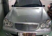 Cần bán Mercedes C180 Elegance đời 2006, màu bạc, giá 295tr giá 295 triệu tại Tp.HCM