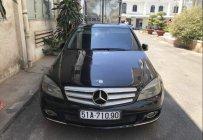 Chính chủ bán xe Mercedes C230 năm 2009, màu đen, nhập khẩu giá 530 triệu tại Tp.HCM