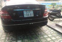 Cần bán gấp Mercedes C200 đời 2007, màu đen, giá tốt giá 365 triệu tại Hà Nội