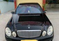 Bán xe Mercedes E200 đời 2005, màu đen, xe nhập giá 265 triệu tại Bình Dương