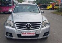 Bán Mercedes GLK 300 4Matic đời 2009, màu bạc, giá chỉ 640 triệu giá 640 triệu tại Hà Nội