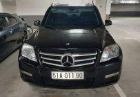 Bán Mercedes GLK đời 2009, màu đen, giá tốt giá 650 triệu tại Tp.HCM