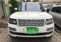 Bán LandRover Range Rover HSE 2016, màu trắng, xe nhập giá 5 tỷ 980 tr tại Hà Nội