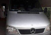 Cần bán gấp Mercedes Sprinter 2007, màu bạc, nhập khẩu giá 280 triệu tại Thái Bình