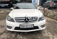 Cần bán lại xe Mercedes C300 AMG sản xuất 2013, màu trắng giá 865 triệu tại Hà Nội