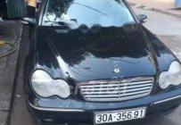 Bán Mercedes C200 2002, màu đen số tự động giá 230 triệu tại Hà Nội