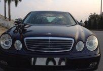 Bán xe Mercedes E240 năm 2004, màu đen, nhập khẩu, giá tốt giá 300 triệu tại Hà Nội