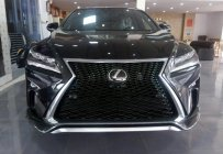 Bán xe Lexus RX350 Fsport sản xuất 2018, màu đen, nhập Mỹ giá 4 tỷ 700 tr tại Hà Nội
