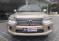 Bán Lexus LX 570 sản xuất năm 2012, nhập khẩu nguyên chiếc giá 4 tỷ 150 tr tại Hà Nội