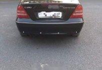 Gia đình bán Mercedes C200 năm sản xuất 2002, màu đen giá 195 triệu tại Tp.HCM