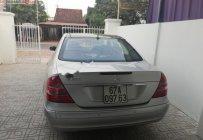 Cần bán lại xe Mercedes E280 đời 2005, màu bạc chính chủ giá 395 triệu tại An Giang