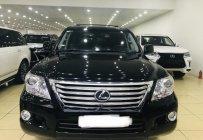 Bán Lexus LX570 nhập Mỹ, sản xuất 2010, màu đen, xe siêu đẹp, biển Hà Nội giá 3 tỷ 150 tr tại Hà Nội