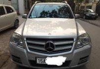Bán ô tô Mercedes GLK 300 4MATIC sản xuất 2012, màu bạc giá 900 triệu tại Hà Nội