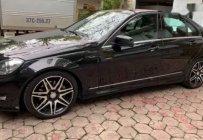 Cần bán Mercedes C300 AMG đời 2013, màu đen giá 890 triệu tại Hà Tĩnh