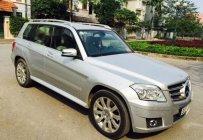 Bán Mercedes GLK 300 đời 2009, màu bạc chính chủ, giá tốt giá 660 triệu tại Hà Nội