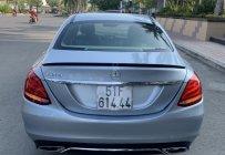Mercedes C200 đời 2015 màu xanh lam giá 1 tỷ 20 tr tại Tp.HCM