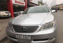 Bán ô tô Lexus LS 460L đời 2008, màu bạc, nhập khẩu nguyên chiếc giá 1 tỷ 180 tr tại Hà Nội