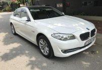 Chính chủ bán BMW 5 Series 523i 2010, màu trắng, nhập khẩu   giá 860 triệu tại Tp.HCM