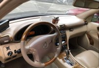Bán ô tô Mercedes C200 đời 2002, màu đen giá 186 triệu tại Hà Nội