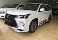 Bán Lexus LX 570 2019 Super Sport S màu trắng, nhập khẩu Trung Đông giá 9 tỷ 50 tr tại Hà Nội