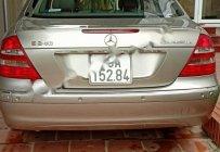 Bán xe Mercedes E240 sản xuất năm 2004, màu bạc giá 315 triệu tại Phú Thọ