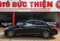 Cần bán Mercedes C300 AMG sản xuất 2013, màu đen như mới giá 915 triệu tại Hà Nội