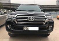 Bán Toyota Land Cruiser VX sản xuất 2016, đăng ký 2016 tên cty màu đen nội thất kem.  giá 74 triệu tại Hà Nội