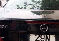 Bán gấp Mercedes C200 2001, màu đen, xe nhập giá 210 triệu tại Hà Nội