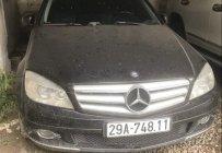 Bán Mercedes C230 sản xuất năm 2009, màu đen giá 460 triệu tại Hà Nội