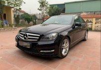 Bán xe Mercedes C300 AMG đời 2012, màu đen, toàn bộ sơn zin và xe nguyên bản giá 720 triệu tại Hà Nội
