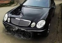 Cần bán Mercedes E200 đời 2005, màu đen, nhập khẩu nguyên chiếc chính chủ, 295tr giá 295 triệu tại Hà Nội