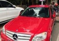 Bán ô tô Mercedes C200 CGI đời 2010, màu đỏ giá 520 triệu tại Hà Nội