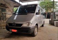 Cần bán lại xe Mercedes Sprinter đời 2007, màu bạc   giá 220 triệu tại Tuyên Quang