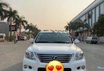 Cần bán Lexus LX 570 năm 2011, màu trắng, nhập khẩu chính chủ giá 3 tỷ 250 tr tại Hà Nội