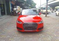 Bán ô tô Audi A1 TFSI đời 2017, màu đỏ, nhập khẩu nguyên chiếc giá 1 tỷ 330 tr tại Hà Nội