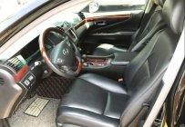 Cần bán Lexus LS 460 năm sản xuất 2008, màu đen, nhập khẩu   giá 1 tỷ 160 tr tại Tp.HCM