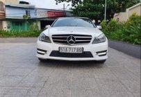 Bán Mercedes C200 đời 2013, màu trắng chính chủ giá 785 triệu tại Tp.HCM