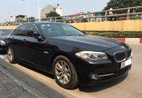 Cần bán lại xe BMW 5 Series 520i 2013, màu đen, xe nhập giá 1 tỷ 175 tr tại Hà Nội