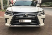 Cần bán xe Lexus LX 570 đời 2016, màu trắng, nhập khẩu Mỹ mới 99,999% giá 6 tỷ 650 tr tại Hà Nội