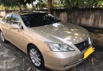 Bán nhanh Lexus ES350 sx 2008, số tự động, màu vàng cát giá 716 triệu tại Tp.HCM