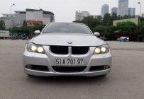 Bán xe BMW 320i sản xuất năm 2007, màu bạc, 385tr giá 385 triệu tại Hà Nội