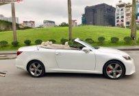 Bán Lexus IS 250c 2010, màu trắng, xe nhập giá 1 tỷ 350 tr tại Hà Nội
