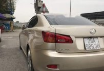 Bán Lexus IS 250 đời 2006, xe nhập như mới giá cạnh tranh giá 550 triệu tại Hà Nội