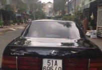 Bán Lexus LS 400 năm 1993, màu đen, nhập khẩu nguyên chiếc xe gia đình giá 160 triệu tại Cần Thơ