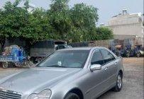 Bán Mercedes C200 đời 2001, màu bạc, nhập khẩu số sàn giá 182 triệu tại Tp.HCM